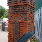 Brick Slip Chimneys Gallery